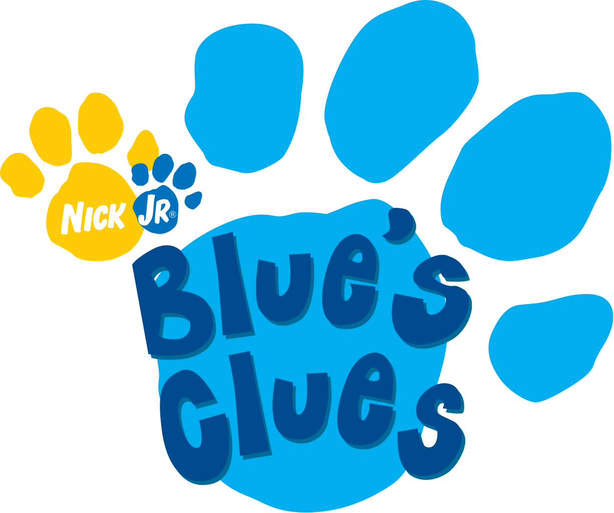 Pin de LMI KIDS en Blue\'s Clues / Jeu de Bleue | Pinterest