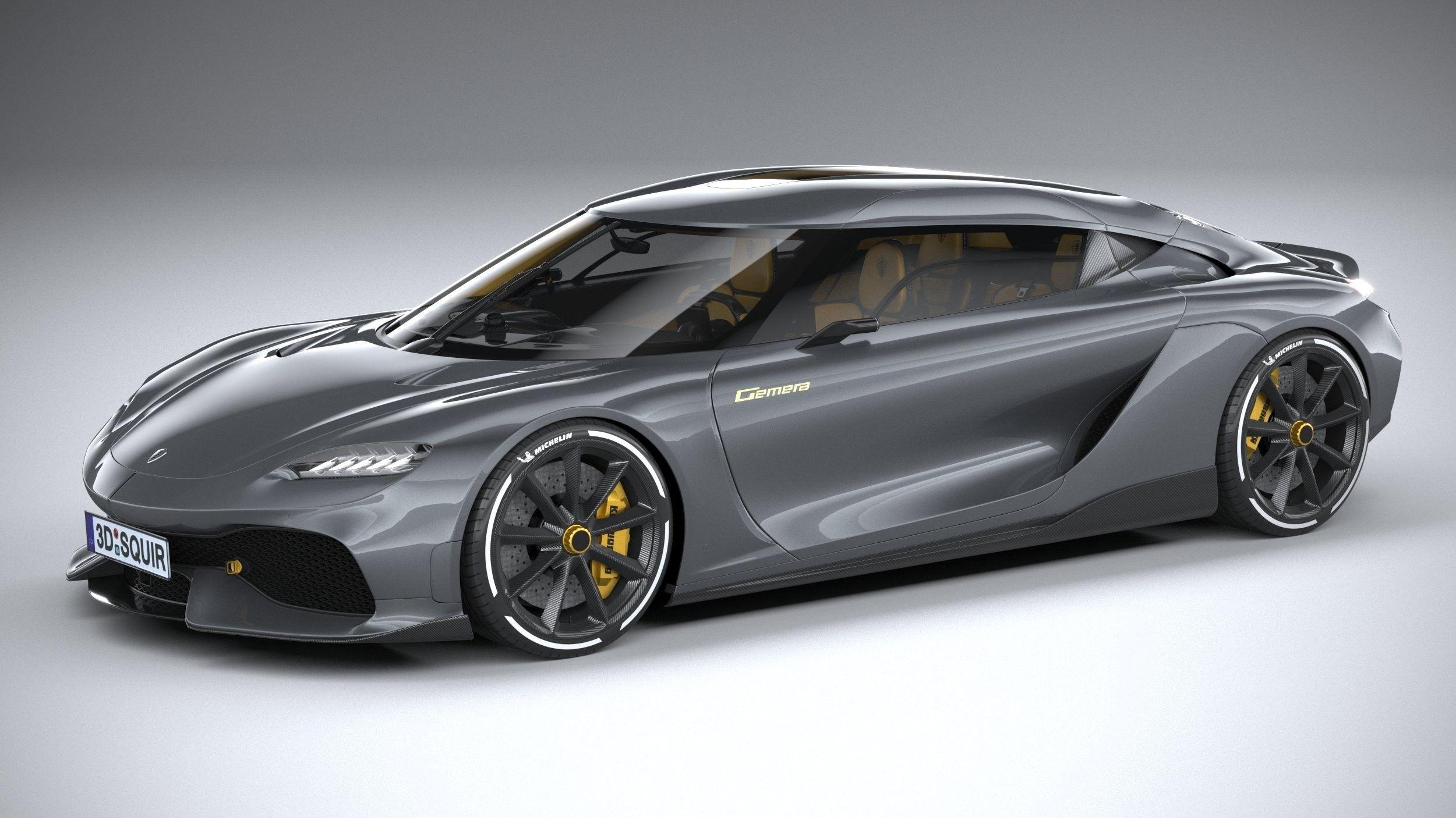 Koenigsegg Gemera 2021 Koenigsegg Super Cars Sports Cars Luxury