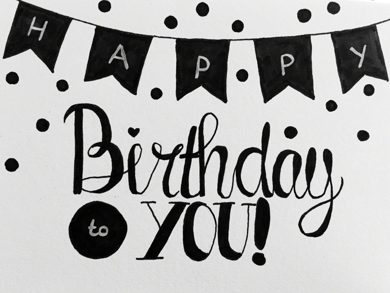 Happy Birthday In Cool Writing on Latest Cool Ways To Write Letters