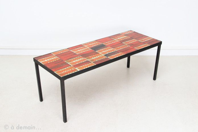 A Demain Design Only Table Basse Ceramique Table Basse Vallauris