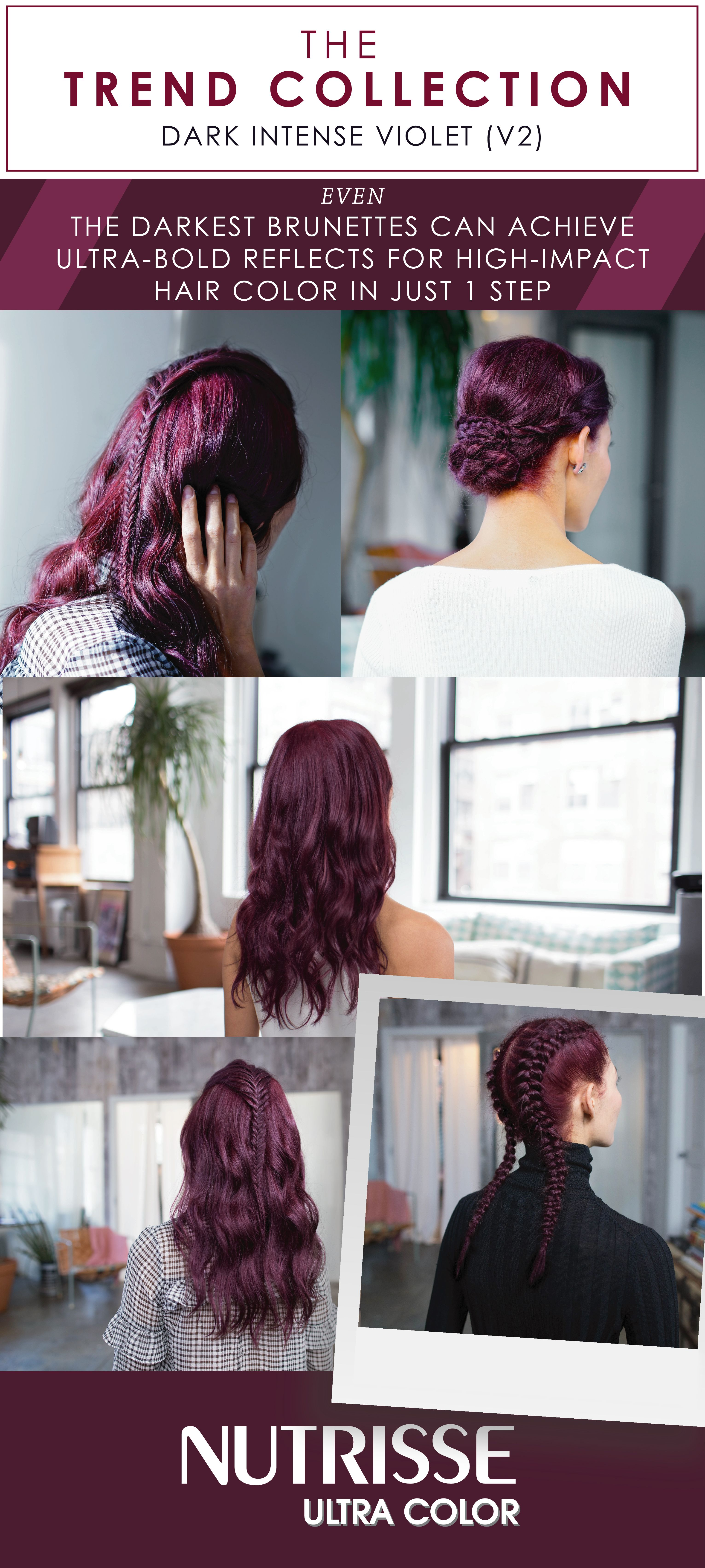 Make A Bold Statement With The Hottest Hair Color Shades Of The