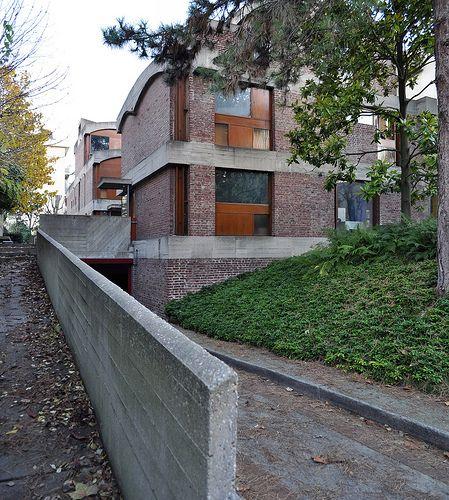 Le Corbusier Maisons Jaoul Neuilly Sur Seine Paris France