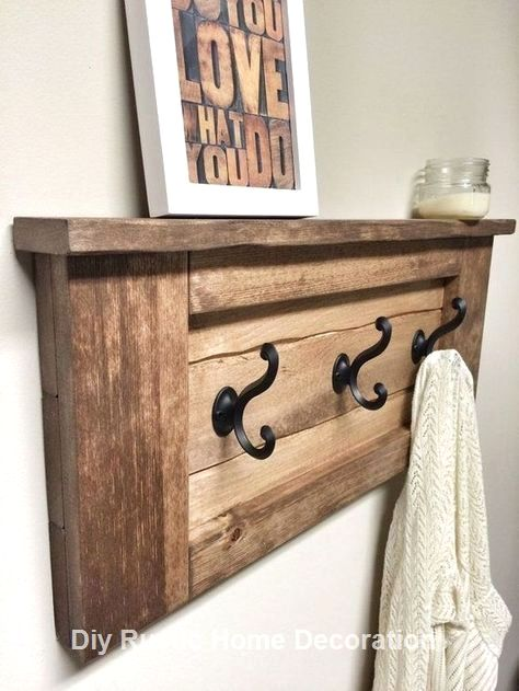 20 Incredible Hacks For Rustic Home Decor 1 Simple House Number