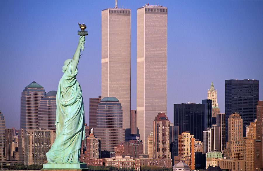 Today On The September 11th Anniversary Bells Will Toll And