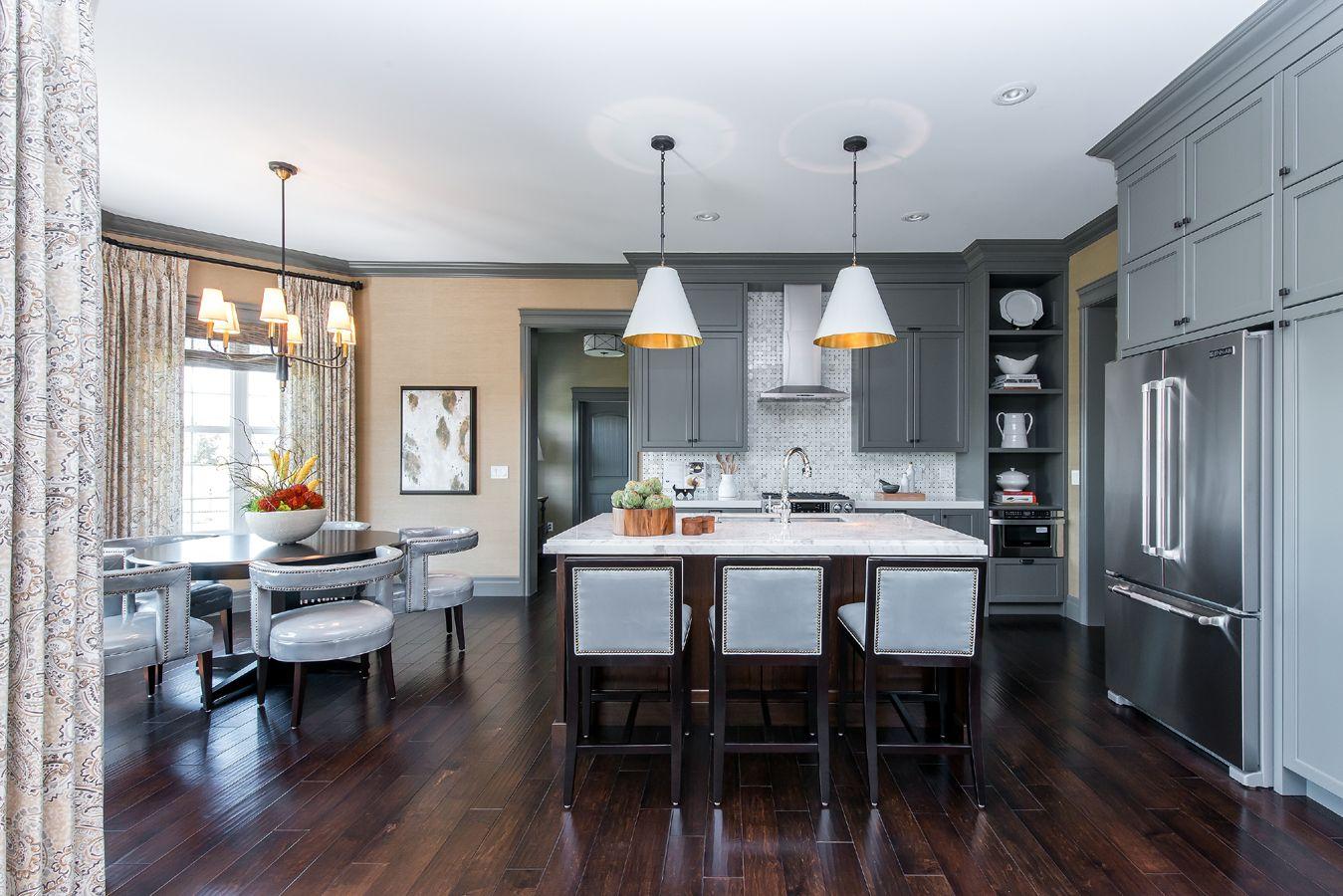 Atmosphere Interior Design Saskatoon Kitchen Interior Design