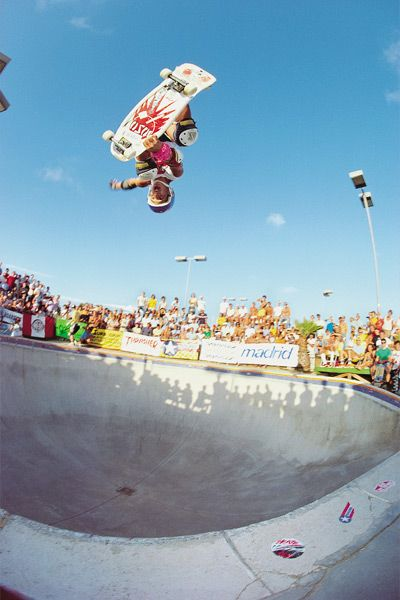 Hosoi, Del Mar Skate Ranch