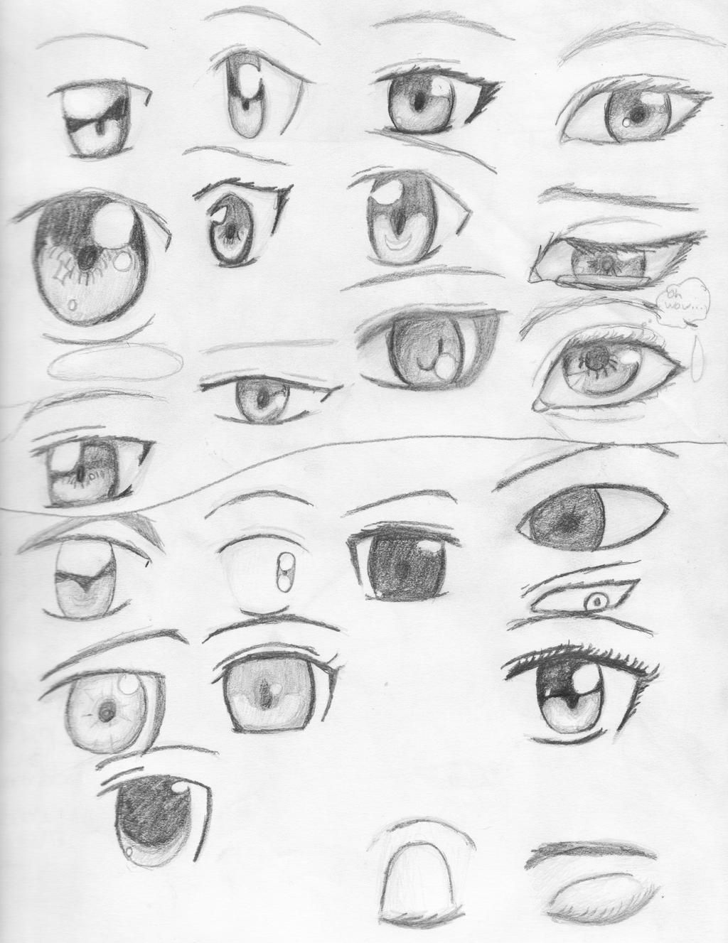 Anime Eyes By Visiouscatlovet On Deviantart In 2020 Anime Eyes Cartoon Eyes Drawing Cartoon Eyes