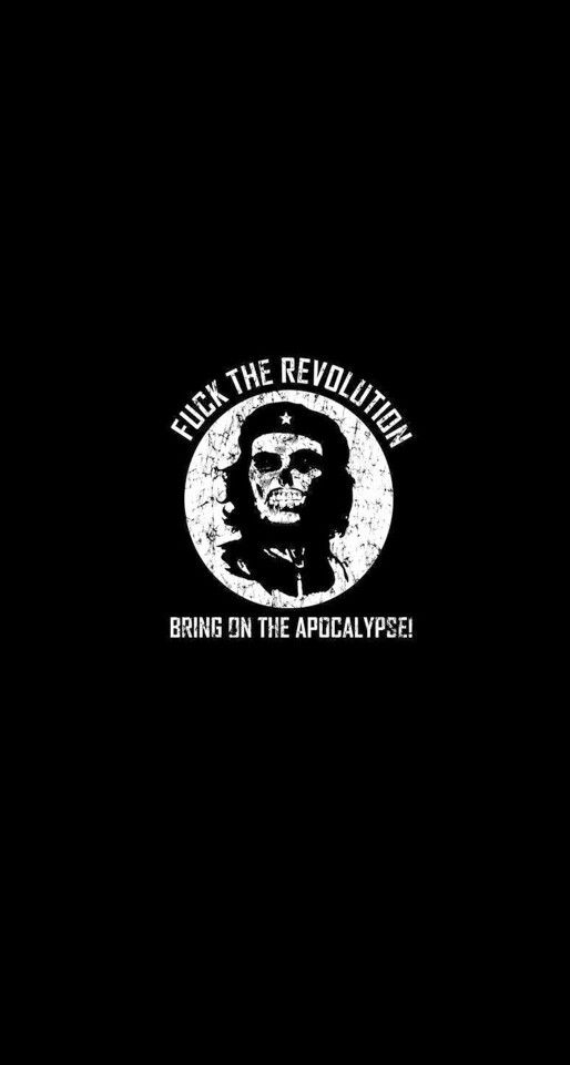 Fk Th Revolution Funny Iphone Wallpaper Iphone