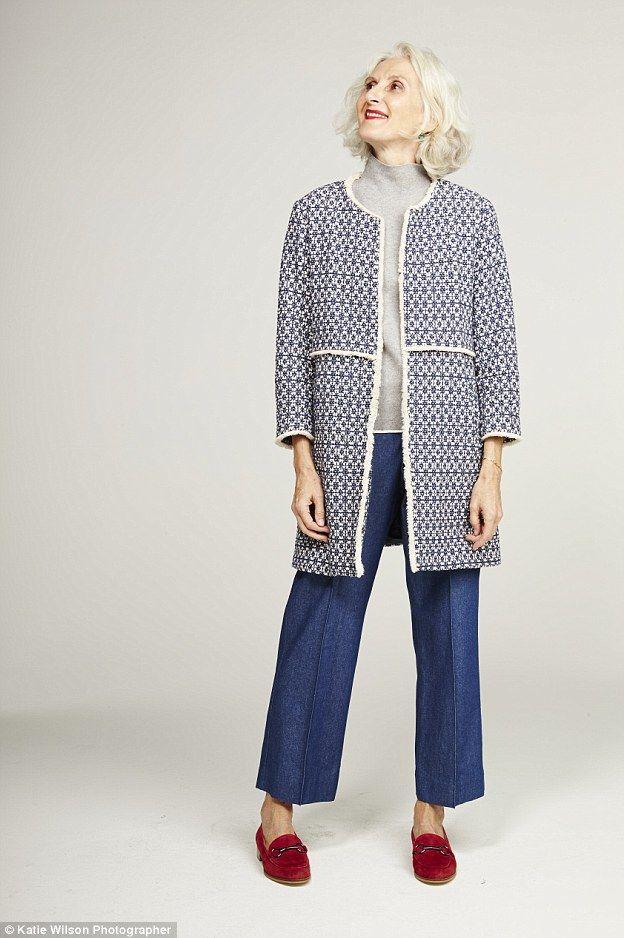 59fa40105c Sylviane Degunst, 58, de la Islington, nordul Londrei, îi place cum Zara se  traduce tendin.