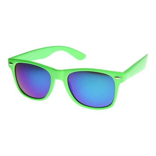 e387486e00 Men s SWG Abary Retro Rim Horn Fashion Sunglasses SWG222NR - Green  Sunglasses