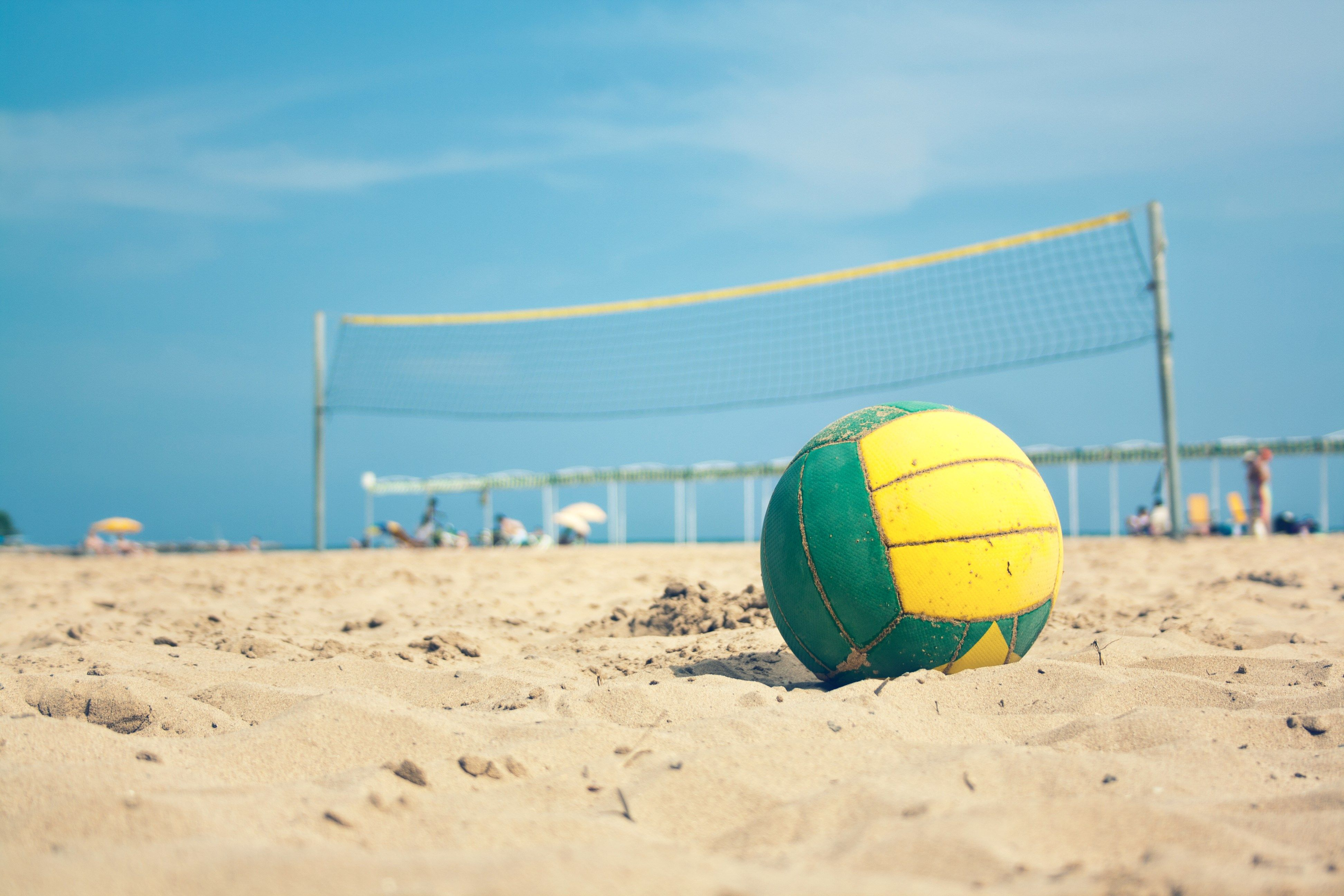 Beach Volleyball Hd Wallpaper Beach Volleyball Volleyball Volleyball Gifs