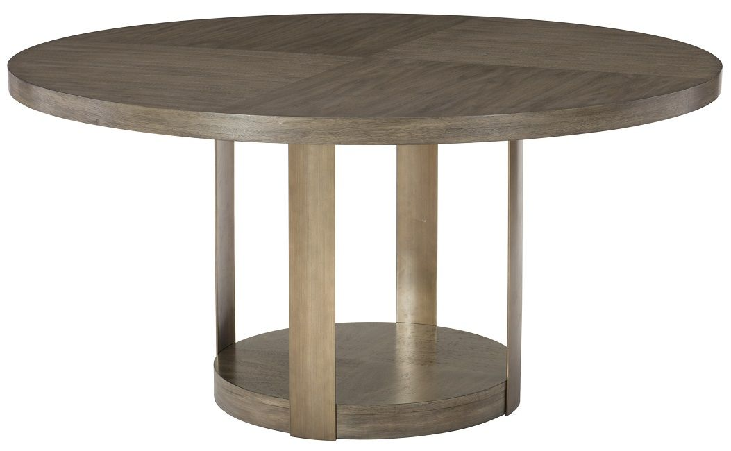 Profile Round Dining Table Avenue Design Montreal Designer Furniture Meubles In 2019 Round Dining Table Table Furniture