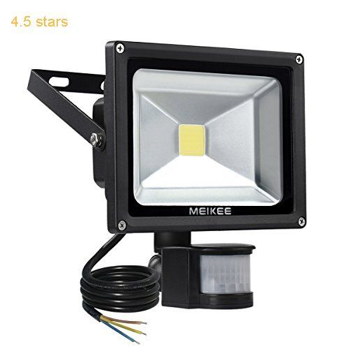 Equivalent Daylight Waterproof Security Floodlight Led Flood Lights Motion Sensor Lights Led Flood