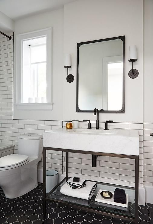 What Color Bathroom Fixtures Are In Style