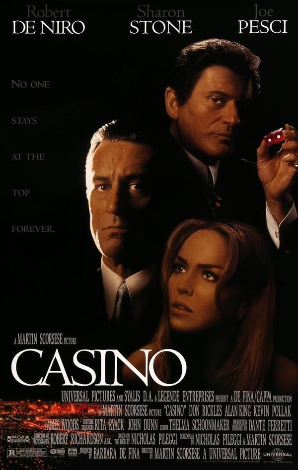 buy movie poster casino 1995