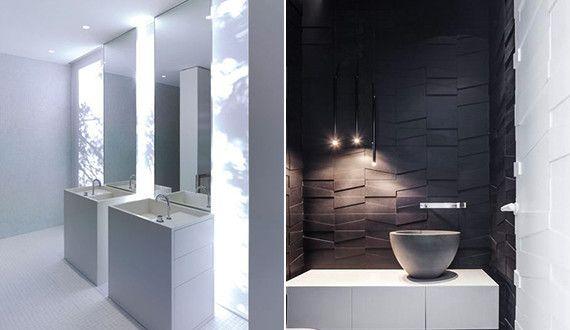 Lieblich Home Designing Schon Badideen U2013 55 Badfliesen Ideen Und Moderne  Designs Bad Design Ideen Badideen Modern Design Perfekt Badezimmer Ideen ...