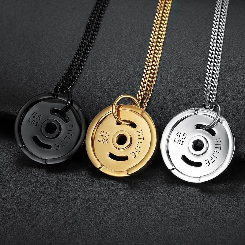 /… Black, 30 Chain Jzone Mens Teens High Polish Stainless Steel Dual Layer Cross Crucifix Pendant Necklace Byzantine Box Chain
