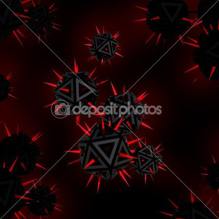 depositphotos_8016368-Black-sharp-objects-with-red.jpg (450×450)