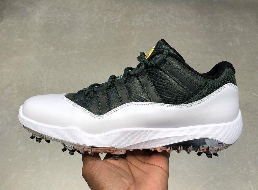 Air jordans, Nike air jordan 11, Golf shoes
