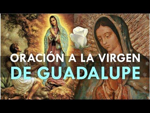Oracion A La Virgen De Guadalupe Para Casos Dificiles Imposibles Y Desesperados Youtub Oración Milagrosa Oracion Para Momentos Dificiles Oracion A La Virgen
