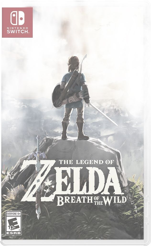 Zelda BotW boxart [FIXED]