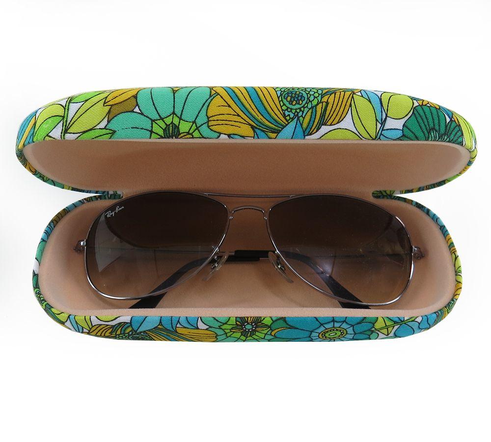 222fa9b21 Estojo Porta óculos de sol e de grau, case de óculos. Estojo de óculos