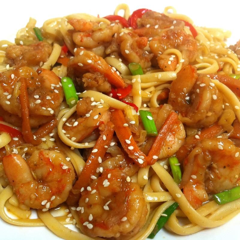 Shrimp Lo Mein Golden Wok Zmenu The Most Comprehensive Menu With Photos Chinese Cooking Dash Diet Recipes Healthy Diet Recipes