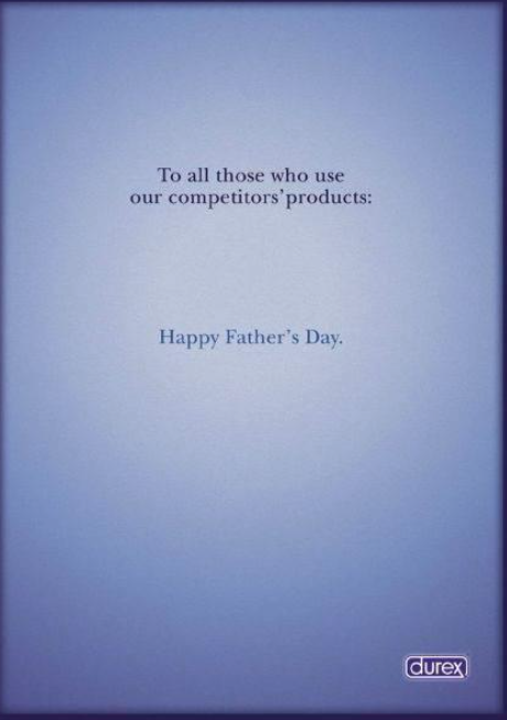 Ha! Durex ad | Brilliant Magazine Print Ads