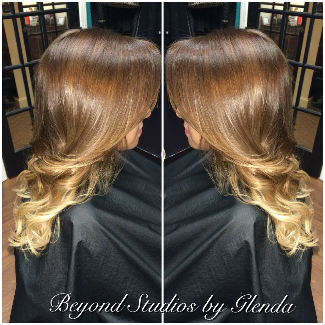 Blonde ombre  Blonde hair  Hairstyle