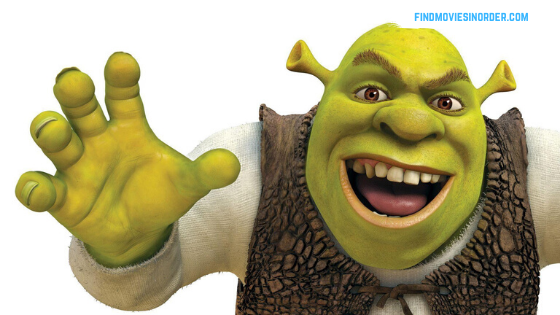 Chronological Order To Watch Shreks Shrek Animated Movies Movies