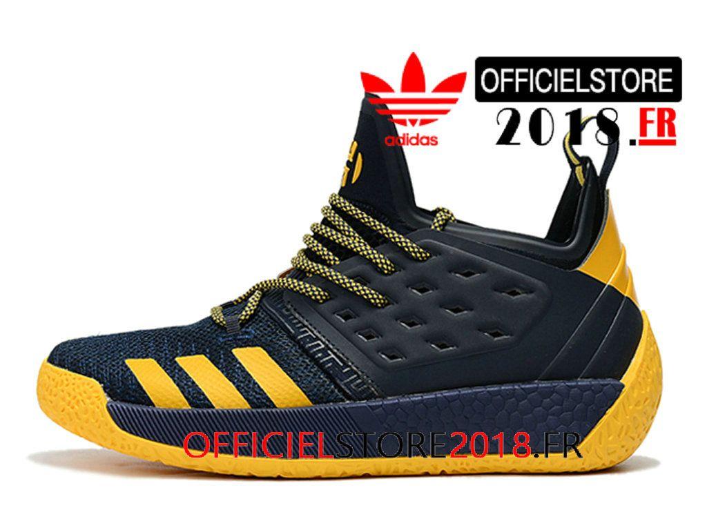 Adidas Harden Vol. 2 Chaussures Officiel 2018 Pas Cher Pour