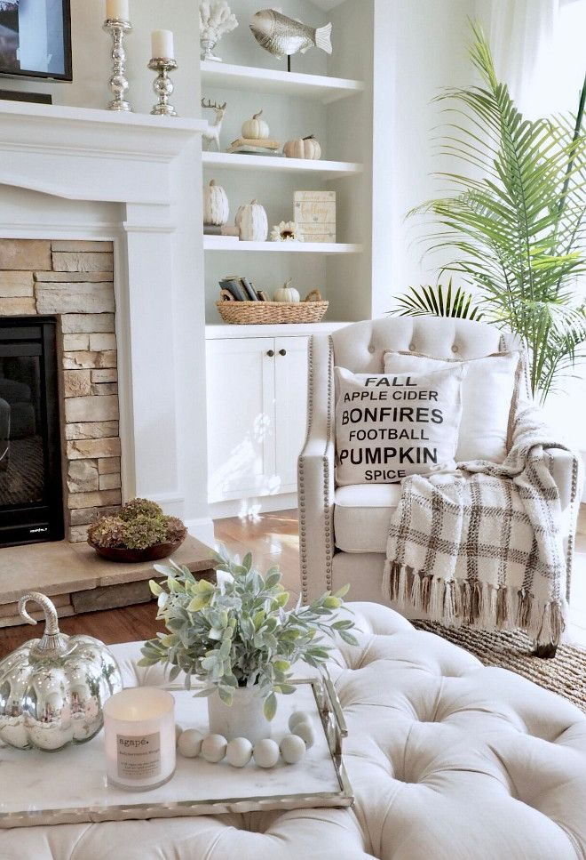 Instagram fall decorating ideas wabi sabi farmhouse decor home living room also best images cottage future rh pinterest