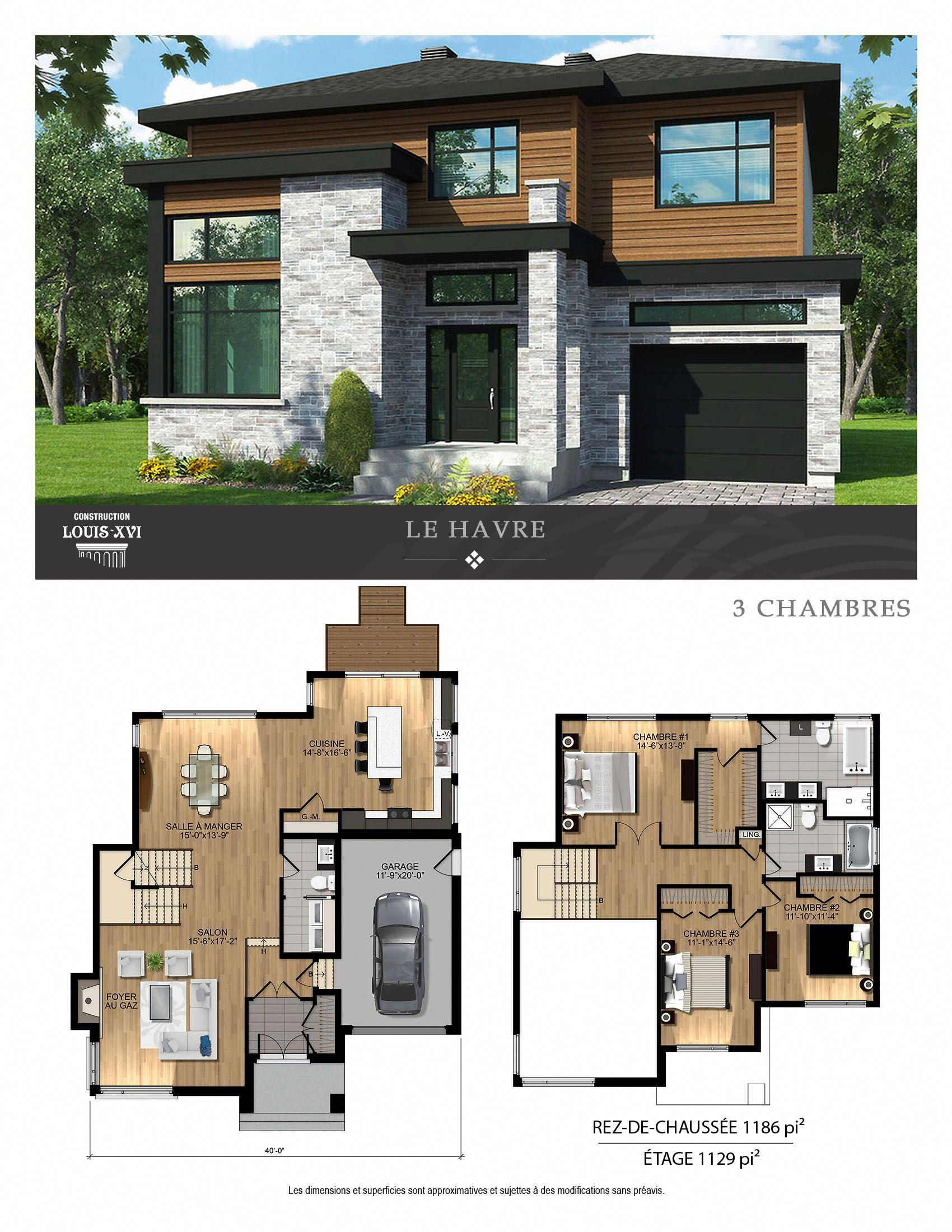 Plan 737002lvl Modern Barndominium House Plan With Two Bedroom Suites Rustic House Plans Barn House Plans Carriage House Plans