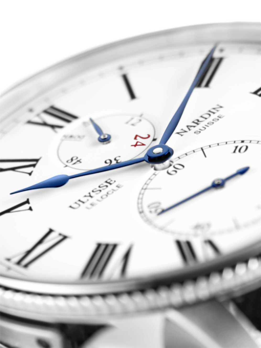 78779705bf1 TimeZone   Industry News » N E W M o d e l - Ulysse Nardin Marine  Torpilleur U.S. NAVY