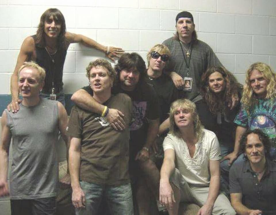 Pin by Lindsay Wright on Def Leppard (With images) Def