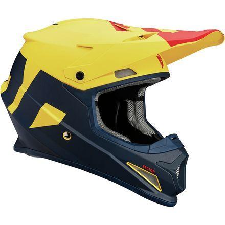 Thor 2018 Sector Helmet Level Motosport Motocross Helmets Bike Helmet Design Helmet