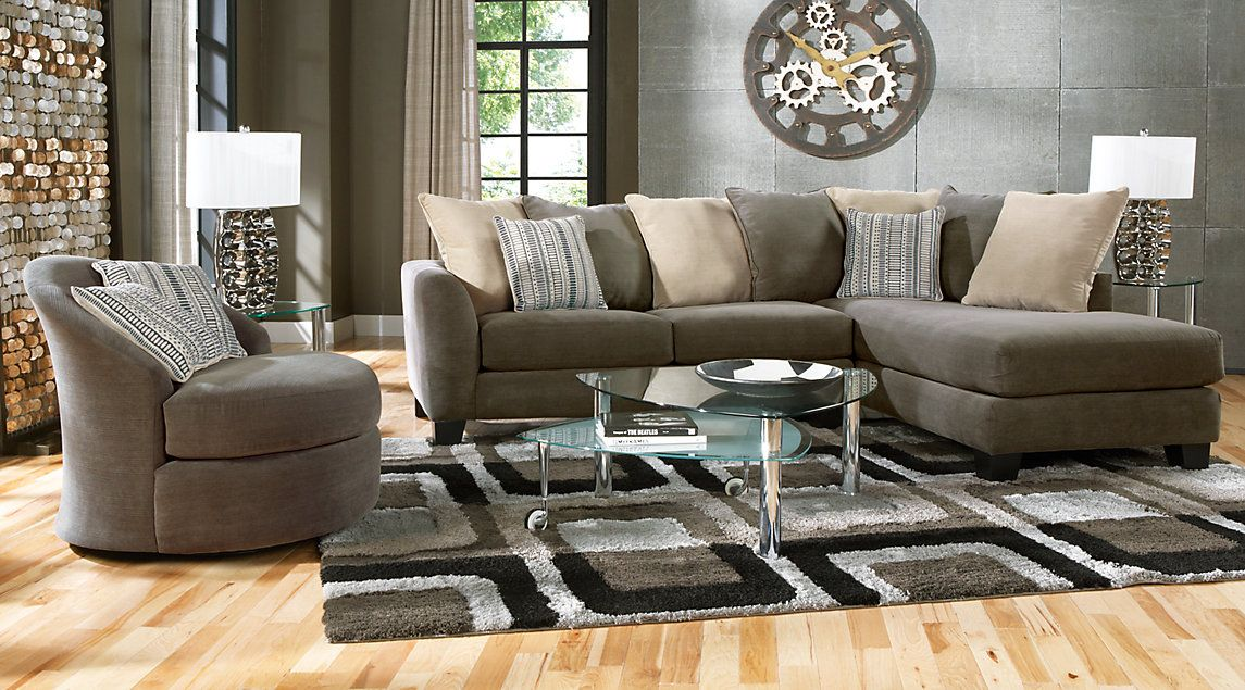 Merveilleux Affordable Sectional Living Room Sets   Rooms To Go Furniture