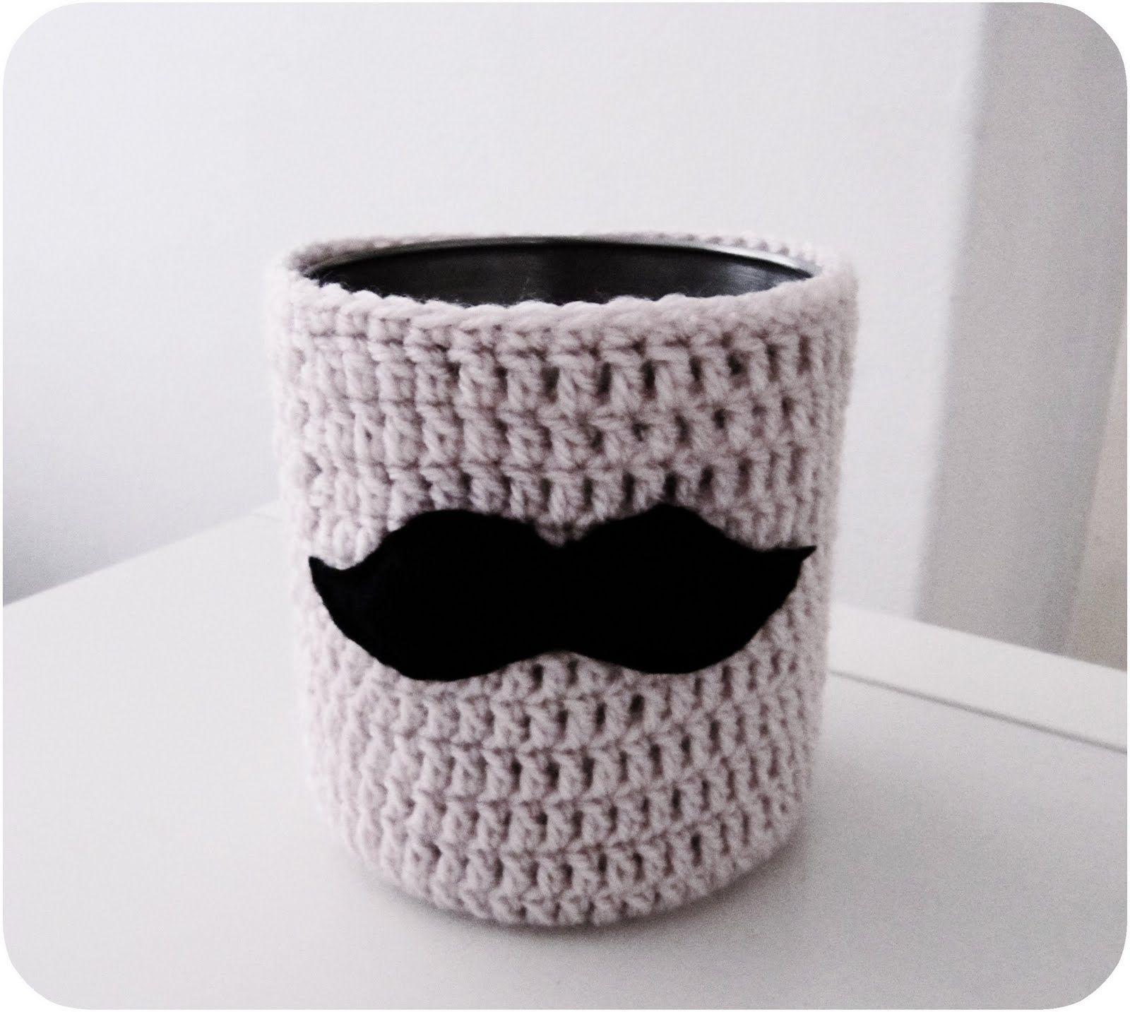 Crea in the city mustache fetish crochet pinterest crochet crochet bankloansurffo Images