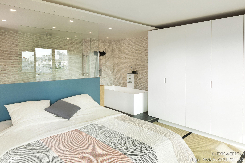 Rénovation atypique d un appartement de 146m²  Paris Agence Glenn
