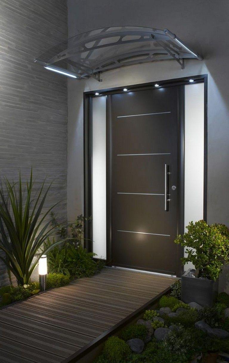 20 Awesome Oak Front Door So Your House Looks Simple But Beautiful Homedecorideas Doordeco House Designs Exterior Modern Entrance Door Modern Exterior Doors