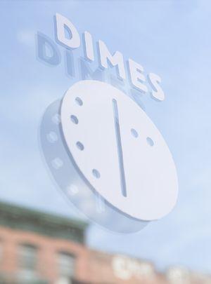 Dimes restaurant NYC