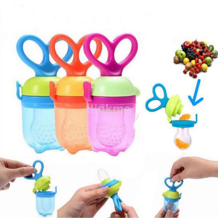 $179 - Infant Baby Feeding Pacifier Fresh Fruit Food Feeder Dummy