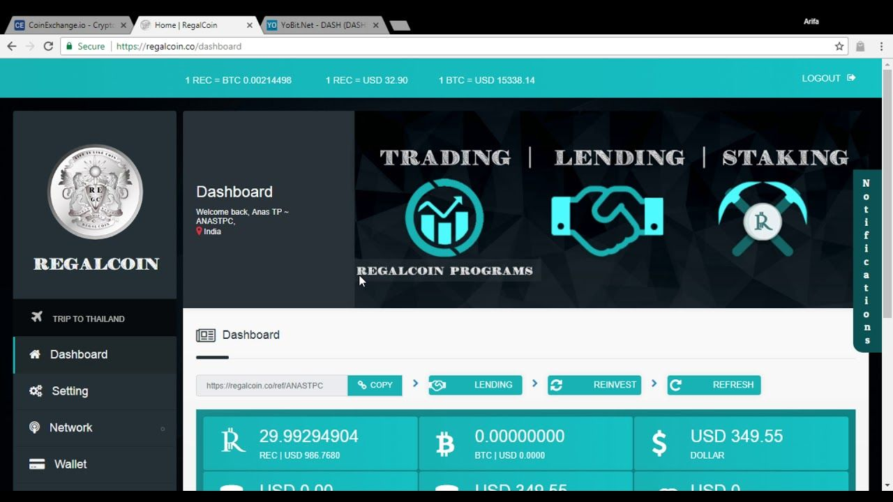best lending platform cryptocurrency