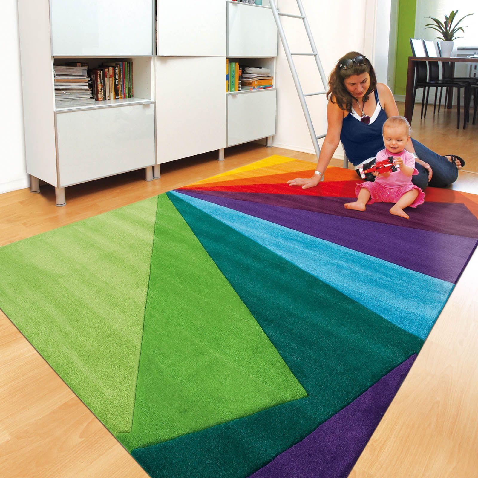 colour festival rugs   multi coloured  ranges baby bedroom  - colour festival rugs   multi coloured