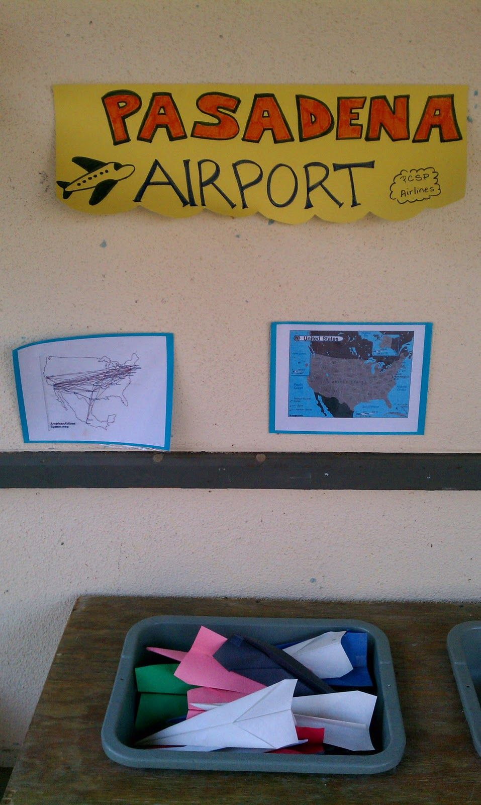 Exploring the Outdoor Classroom: Dramatic Play Outdoors - Air Traffic Control
