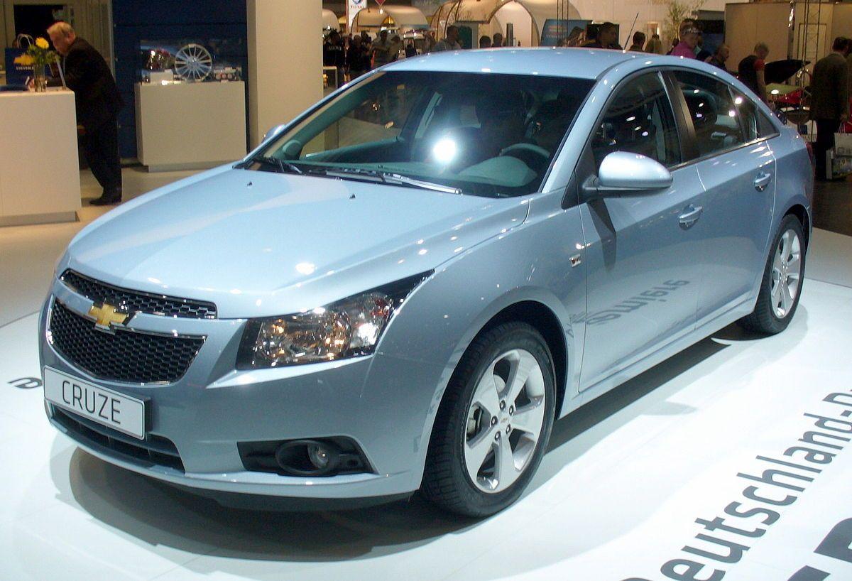 Chevrolet Cruze Wikipedia