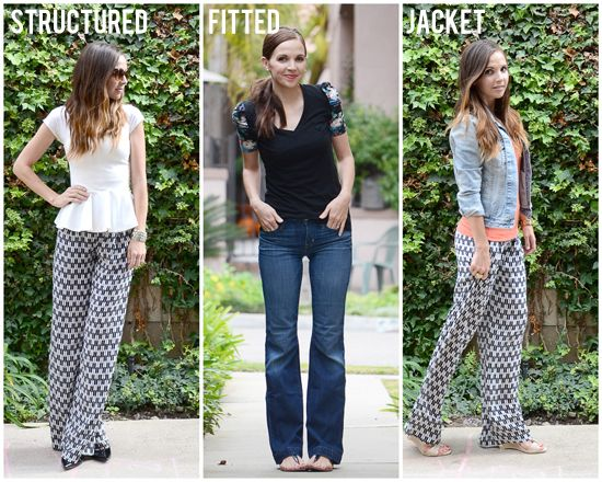 Wearing, Buying and Styling Wide Leg Pants | Wide leg pants, Wide ...