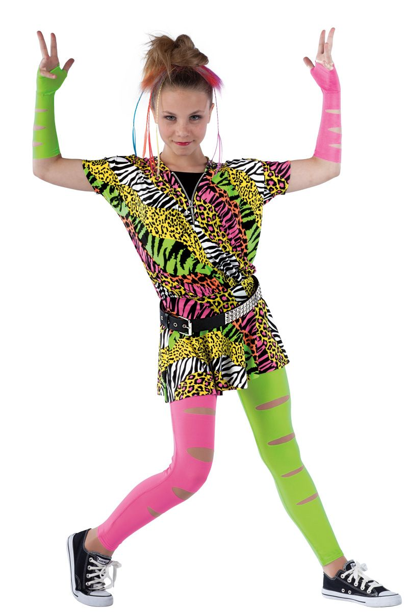 15364 Ya Hip Hop Funk Dance Costumes Dansco 2015 Multi
