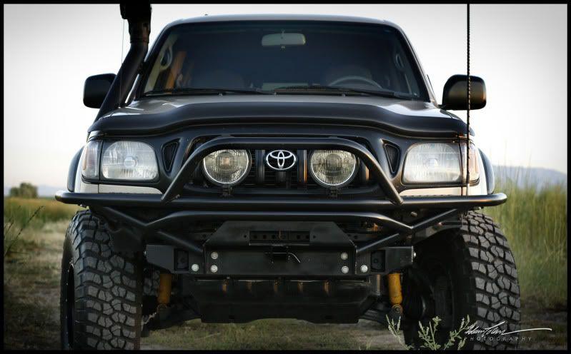 Show Me Your 1st Gen Grill Toyota Tacoma 4x4 Toyota Trucks Toyota Tacoma