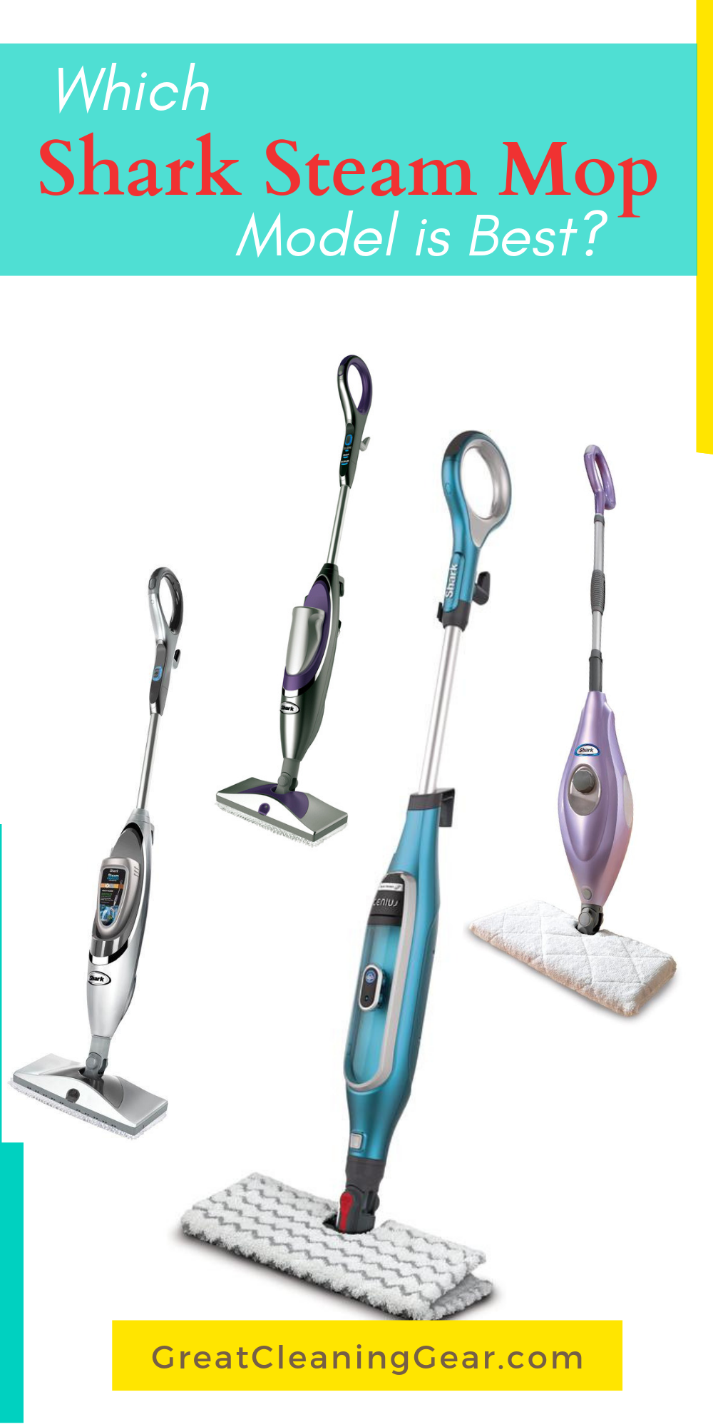 Compare Shark Steam Mop Models Great Cleaning Gear Shark Steam Mop Steam Mop Mops